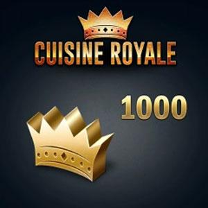 Cuisine Royale Golden Crowns