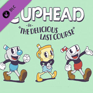 Cuphead The Delicious Last Course