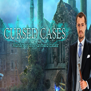 Cursed Cases Murder at the Maybard Estate