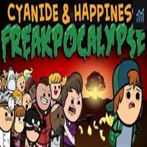Buy Cyanide & Happiness Freakpocalypse Part 1 Hall Pass To Hell Nintendo Switch Compare Prices