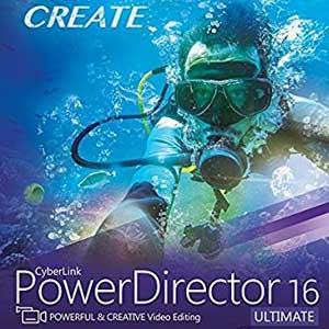 Buy CyberLink PowerDirector 16 Ultimate CD Key Compare Prices