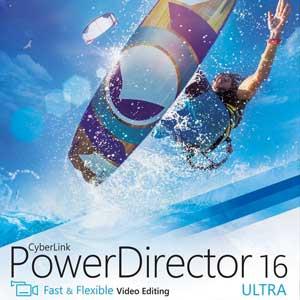 Buy CyberLink PowerDirector 16 Ultra CD Key Compare Prices