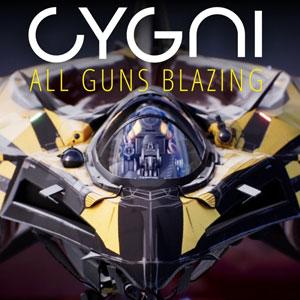 Cygni All Guns Blazing