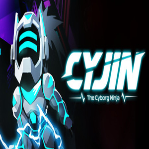 Cyjin The Cyborg Ninja