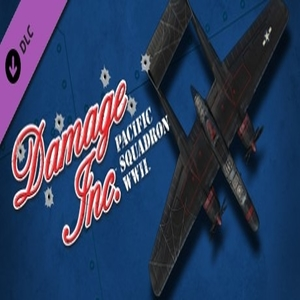 Damage Inc P-61 Mauler Black Widow