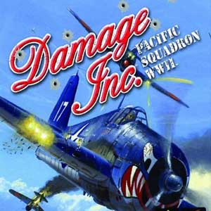 Buy Damage Inc Pacific Squadron WW2 PS3 Game Code Compare Prices