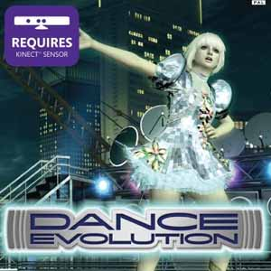 Buy DanceEvolution Xbox 360 Code Compare Prices
