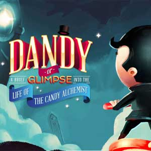 Buy Dandy or a Brief Glimpse Into the Life of the Candy Alchemist CD Key Compare Prices