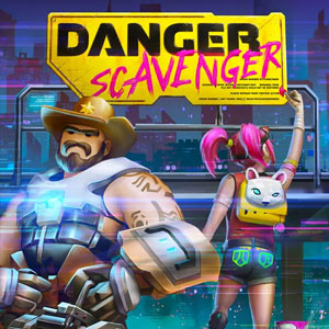 Buy Danger Scavenger PS4 Compare Prices