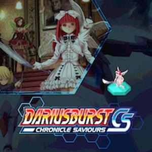 DARIUSBURST Chronicle Saviours Deathsmiles