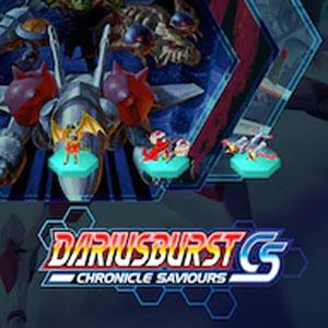 DARIUSBURST Chronicle Saviours EIGHTING DLC Pack