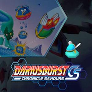 DARIUSBURST Chronicle Saviours Fantasy Zone