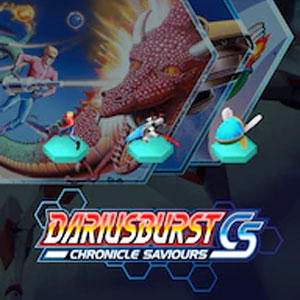DARIUSBURST Chronicle Saviours Sega DLC Pack
