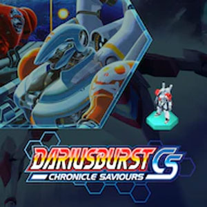 Buy DARIUSBURST Chronicle Saviours Side Arms Hyper Dyne PS4 Compare Prices