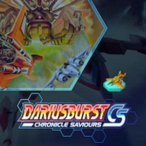 DARIUSBURST Chronicle Saviours Varth Operation Thunderstorm