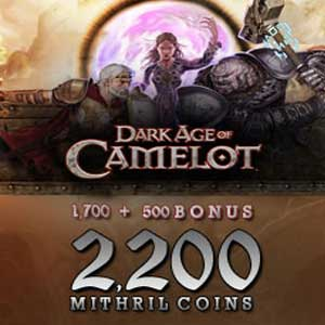 Buy Dark Age of Camelot 2200 Mithril Pack CD Key Compare Prices