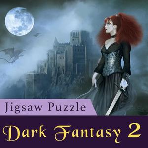 Dark Fantasy Jigsaw Puzzle 2