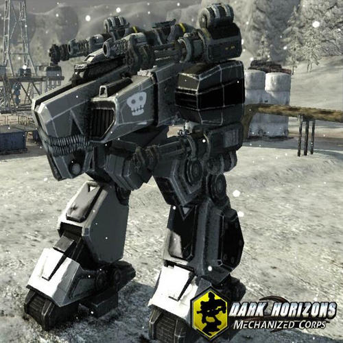 Buy Dark Horizons Mechanized Corps CD Key Compare Prices