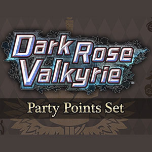 Dark Rose Valkyrie Party Points Set
