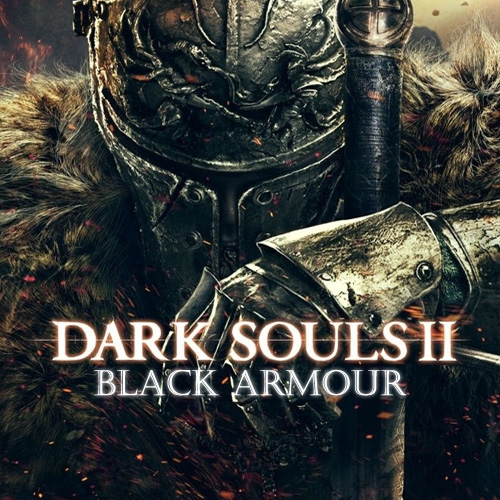 Dark Souls 2 Black Armour