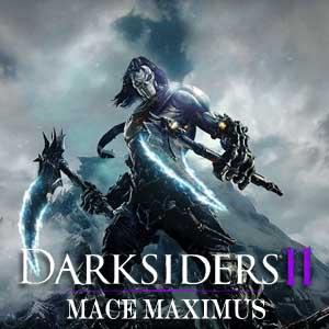 Darksiders 2 Mace Maximus