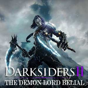 Darksiders 2 The Demon Lord Belial