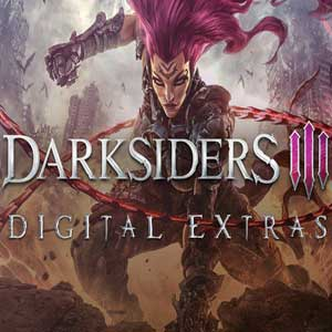 Buy Darksiders 3 Digital Extras CD Key Compare Prices