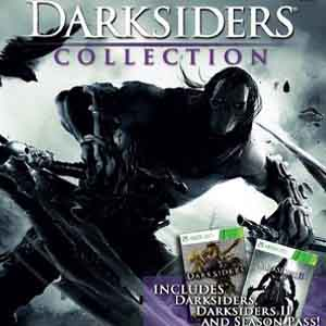 Buy Darksiders Collection Xbox 360 Code Compare Prices