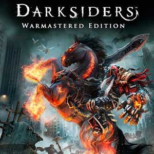 Buy Darksiders Warmastered Edition Wii U Download Code Compare Prices