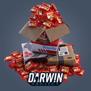 Darwin Project Ramen Stockpile