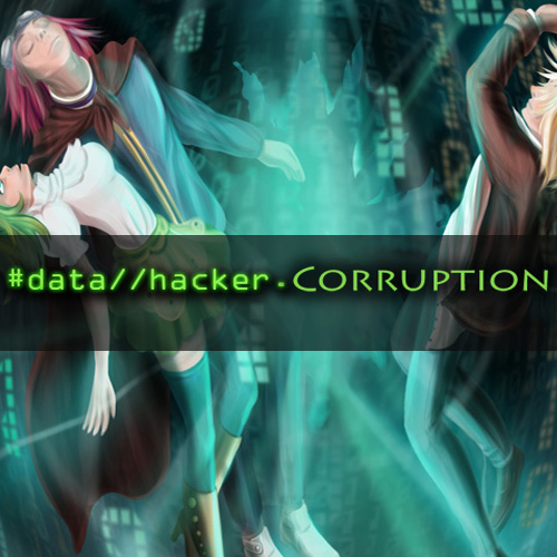 Data Hacker Corruption