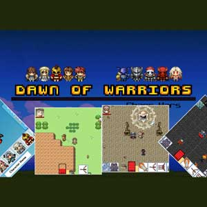 Buy Dawn of Warriors CD Key Compare Prices