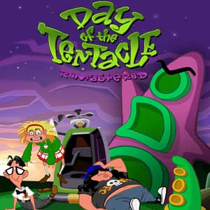 Buy Day of the Tentacle Remastered PS4 Game Code Compare Prices