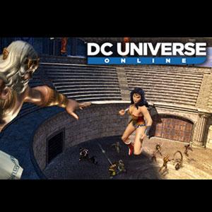 DC Universe Online Episode 27 Amazon Fury Part 3