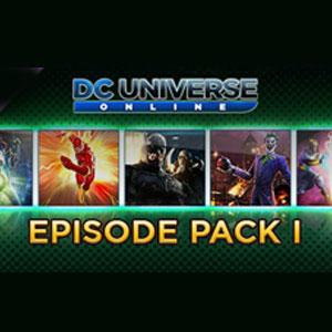 DC Universe Online Episode Pack 1