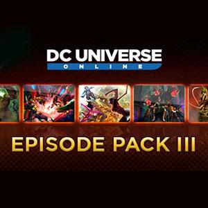 DC Universe Online Episode Pack 3