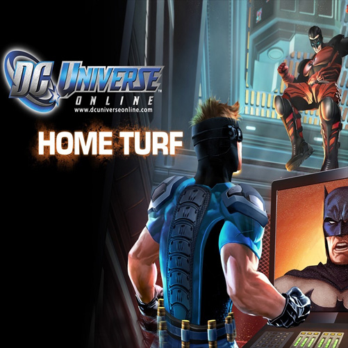 Buy DC Universe Online Home Turf CD Key Compare Prices