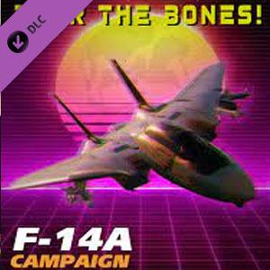 DCS F-14A Fear the Bones Campaign