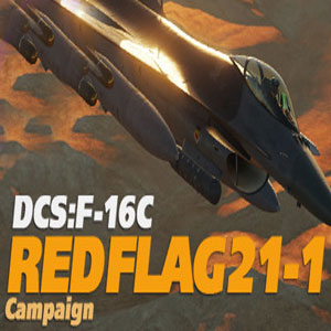 DCS F-16C Viper Red Flag 21-1 Campaign