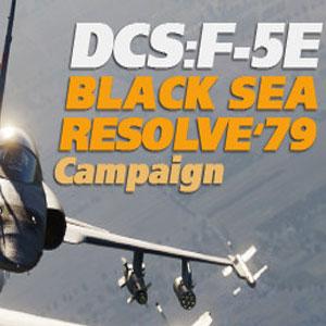 DCS F-5E Black Sea Resolve 79 Campaign
