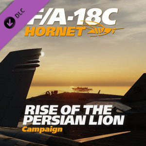 DCS F/A-18C Rise of the Persian Lion Campaign