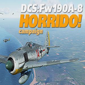 DCS Fw 190 A-8 Horrido Campaign