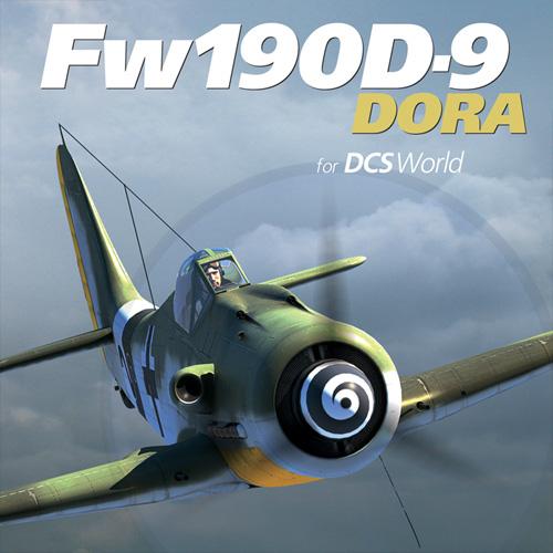 DCS FW 190 D-9 Dora