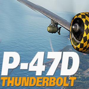 DCS P-47D Thunderbolt