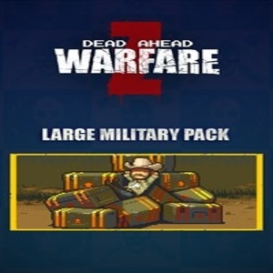 DEAD AHEAD ZOMBIE WARFARE Large Military Pack