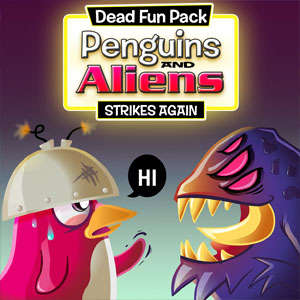 Dead Fun Pack Penguins and Aliens Strikes Again