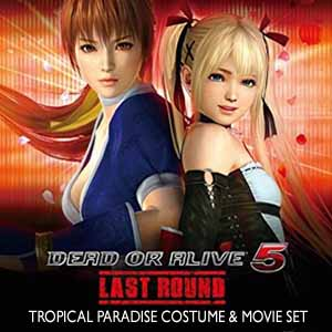 Buy DEAD OR ALIVE 5 Last Round Tropical Paradise Costume & Movie Set CD Key Compare Prices