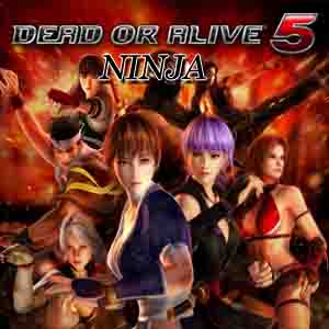 Buy Dead or Alive 5 Ninja PS4 Game Code Compare Prices