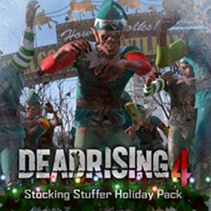 Dead Rising 4 Stocking Stuffer Holiday Pack
