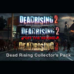 Buy Dead Rising Collectors Pack CD Key Compare Prices